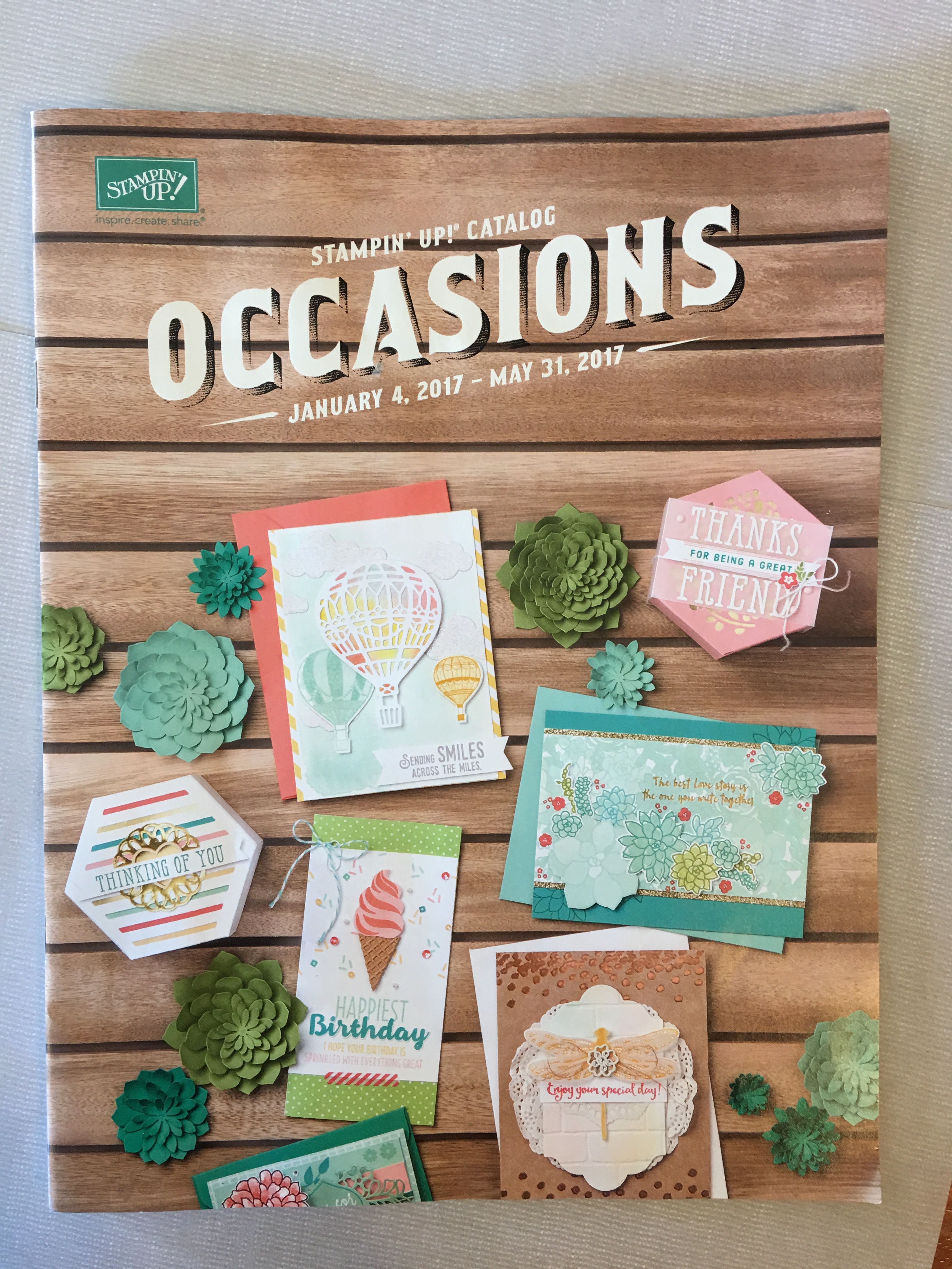 2016 Occasions Catalog